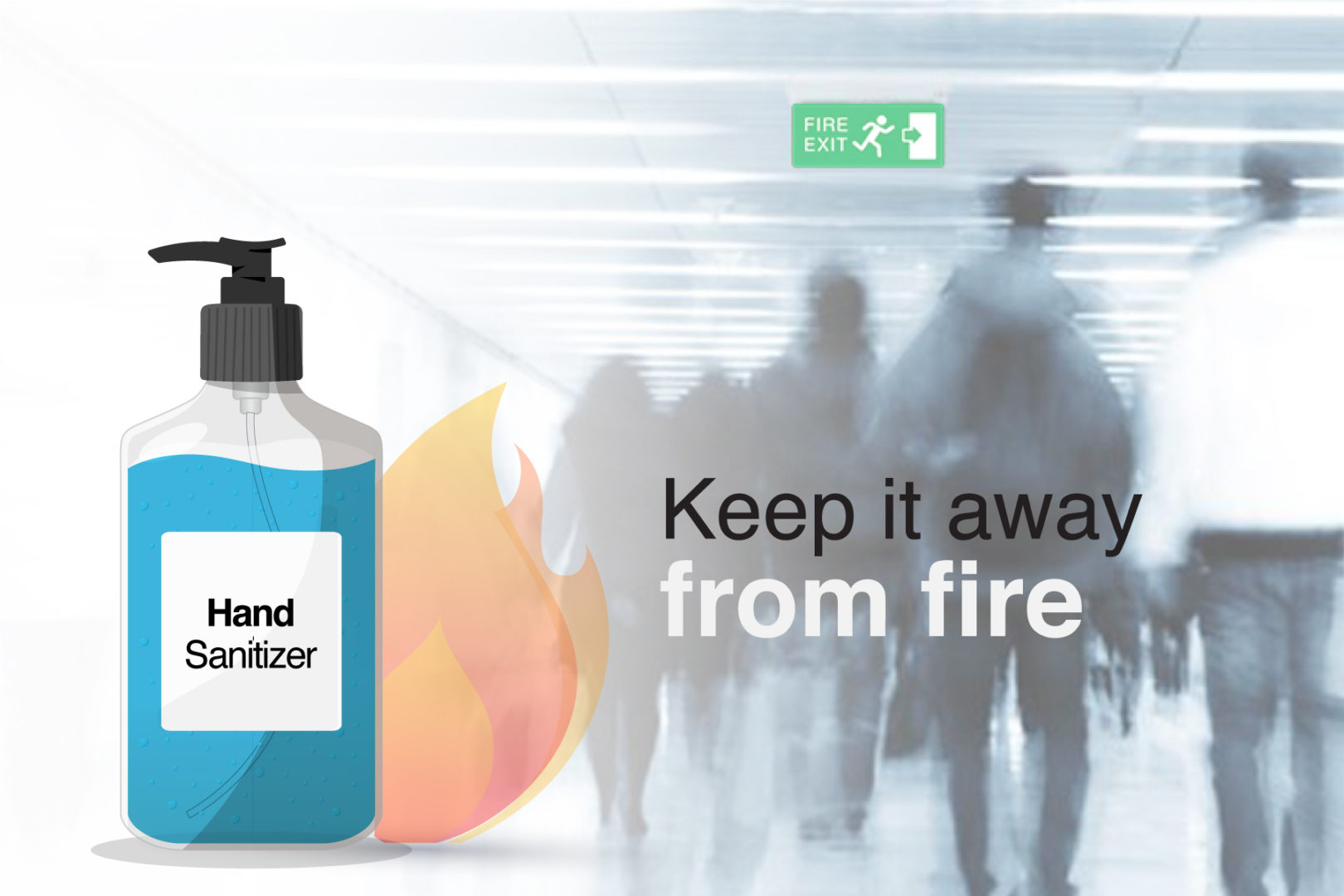 Safety Measures While Using Alcohol Based Hand Sanitizers