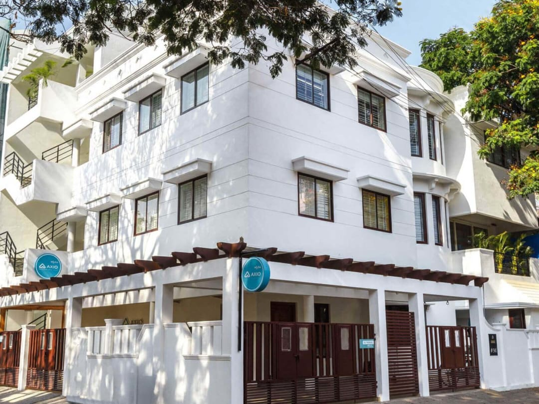 Axio Bangalore Office