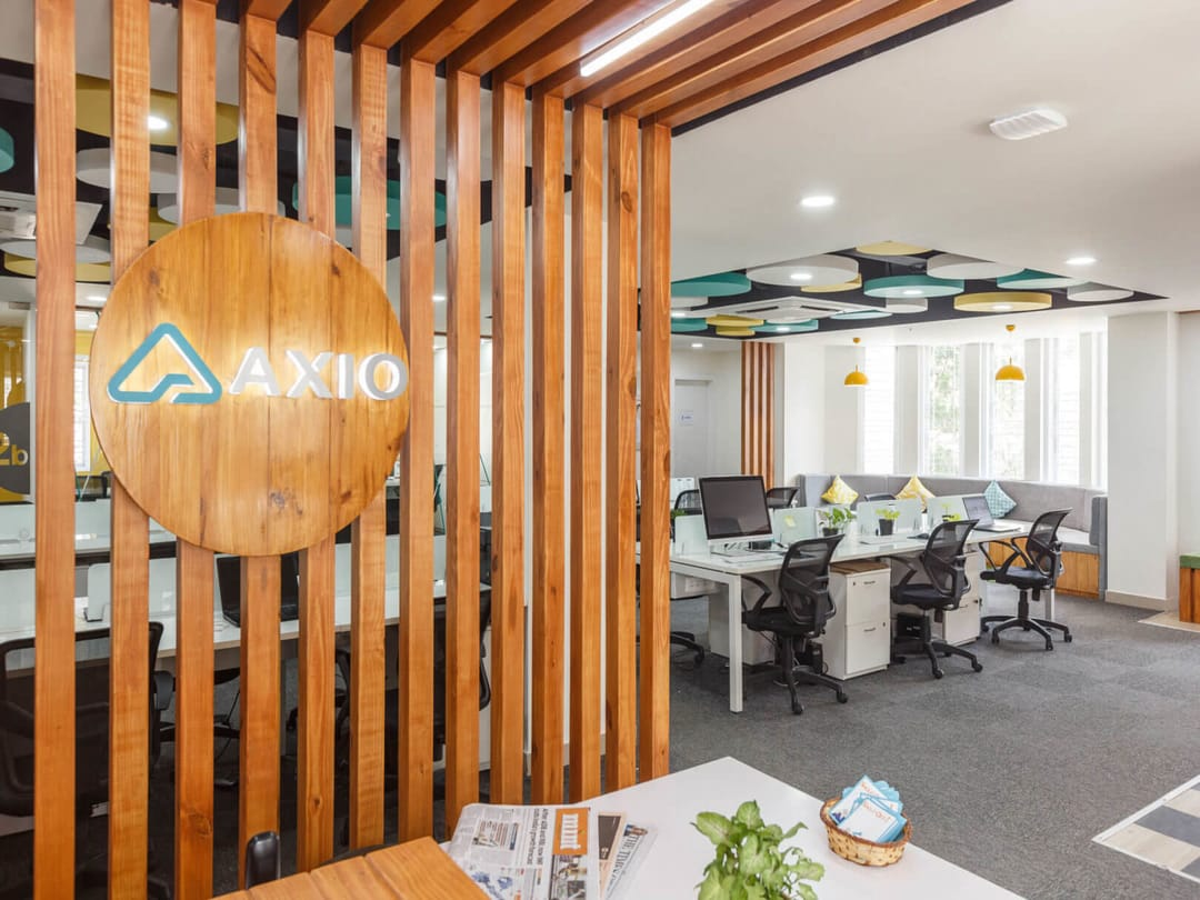 Axio Office Work place