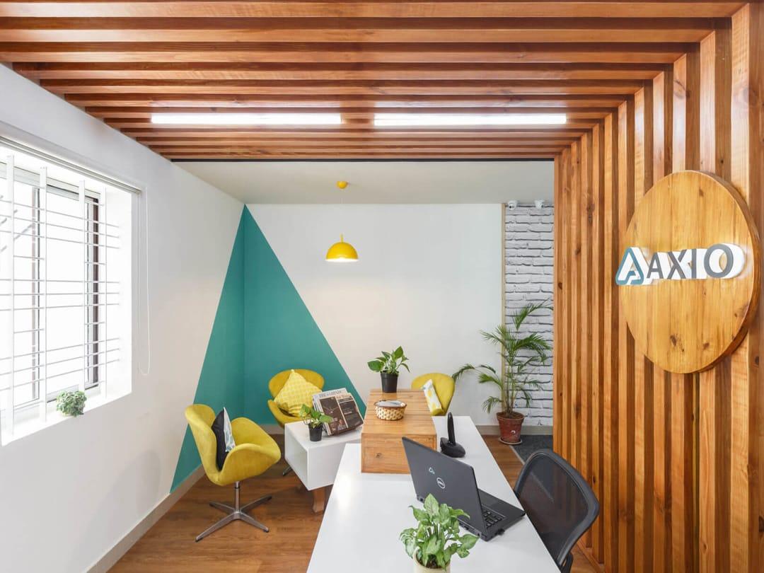 Axio Reception 2nd Floor