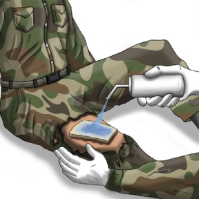 How-to-Remove-Axiostat-Military-Wound-Dressing